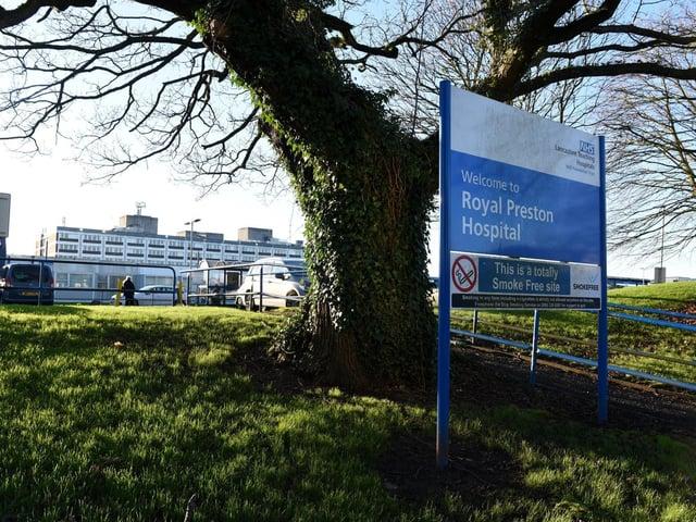 The Royal Preston Hospital