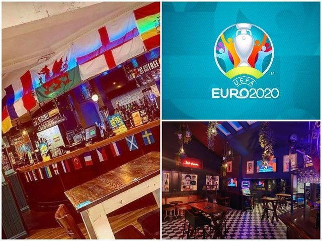 The Preston pubs and bars showing Euro 2020 on the BIG screen