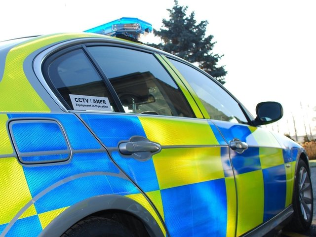A drink driver was stopped on the motorway near Preston
