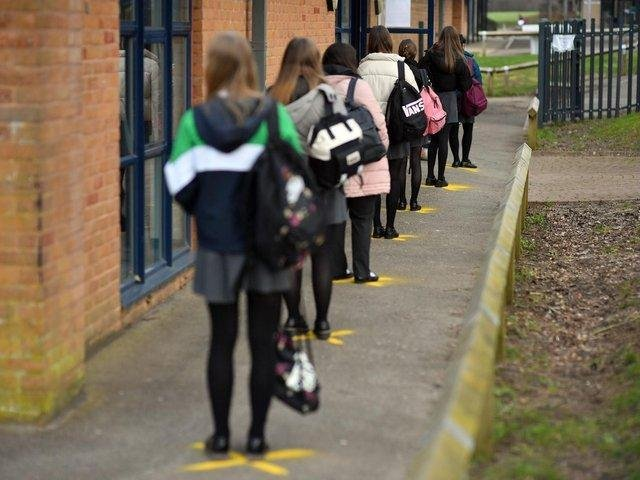 Lancashire pupils missed more than 800,000 days of face-to-face teaching in the autumn term