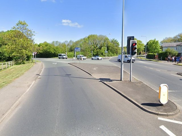 The junction of Eastway and Watling St Road. Image: Google Maps