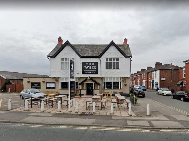 The Vic in Watkin Lane, Lostock Hall has been shut since the weekend and a notice on its website confirms the closure is due to coronavirus. Pic: Google