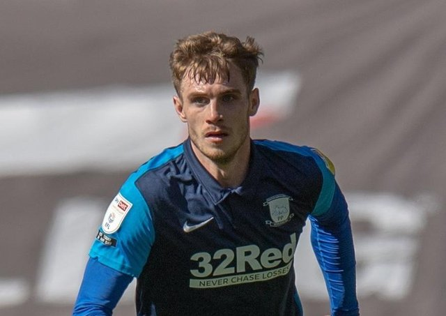 Liam Lindsay has joined Preston North End on a two-year contract