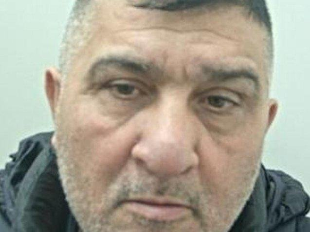 Florica Calin, 60, has been jailed for 12 years after he was found guilty of trafficking a Romanian woman to the UK to work as a prostitute at brothels in Preston, Burnley and Accrington