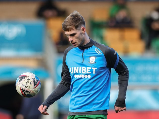 Liam Lindsay has joined Preston North End from Stoke City