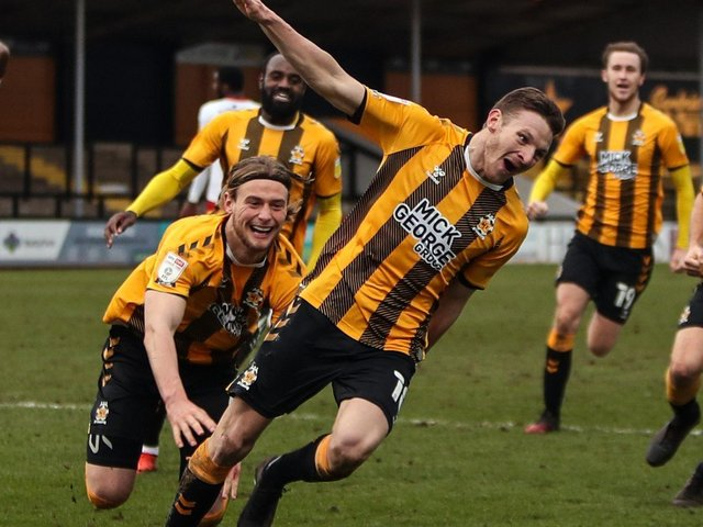 Cambridge United striker Paul Mullin has been linked with Preston North End