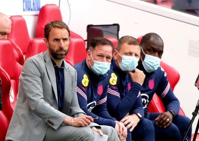 Can Gareth Southgate (left) lead England to Euro 2020 glory?