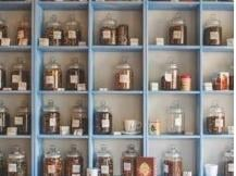 worlds of herbal and pharmaceutical