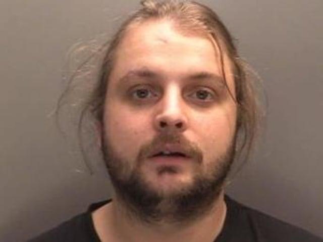 Jailed: Christopher Jopson