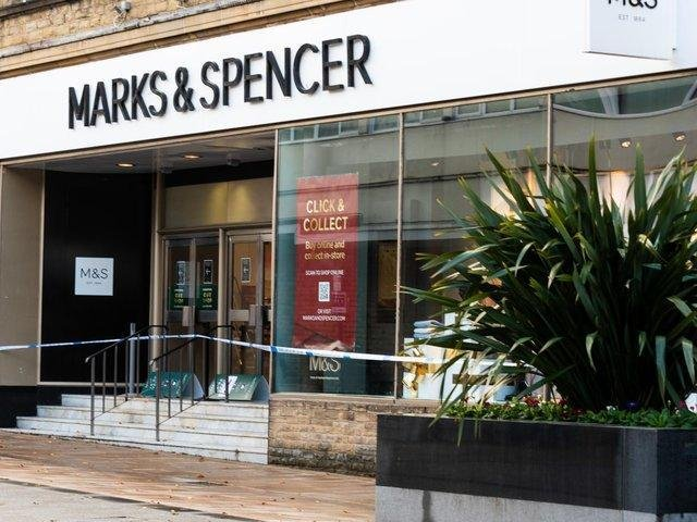 Munawar Hussain (57) is charged with two counts of attempted murder over an alleged attack in the Marks and Spencer store in Burnley on December 2nd.
