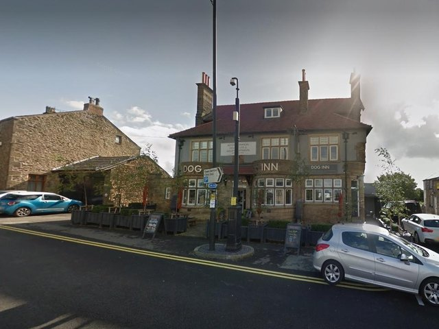 The Dog Inn, Market Place, Longridge, has closed temporarily after staff were alerted by the NHS Test and Trace app to a possible exposure to Covid-19 on Friday (June 11). All staff have since tested negative. Pic: Google
