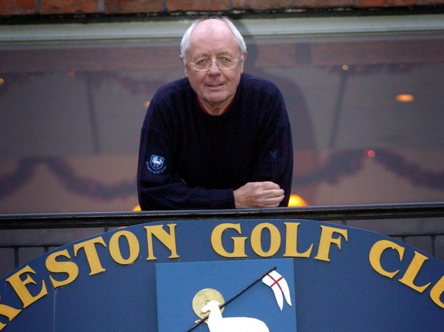 Howard McCann, former coroner and director at Prestn North End FC, who has died aged 82