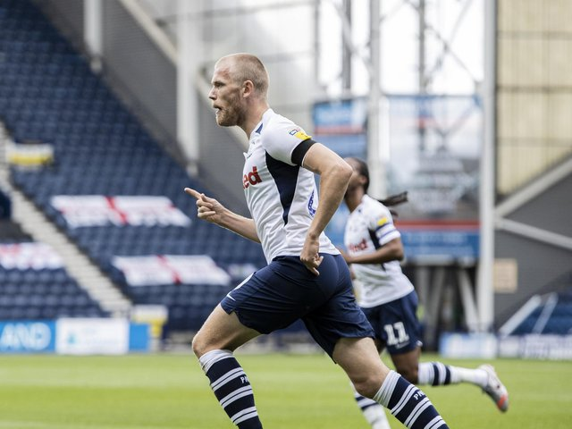 Jayden Stockley has left Preston North End to join Charlton Athletic