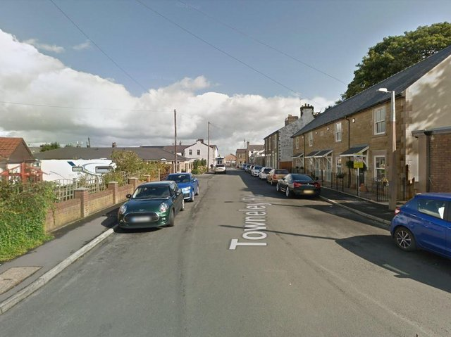 One fire crew from Longridge rushed to the scene in Towneley Road. (Credit: Google)