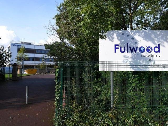Fulwood Academy say two pupils have been suspended and are being investigated by police after the Quran was 'desecrated' twice in separate incidents at the school last week. Pic: Google