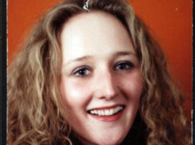 Murder victim Janet Murgatroyd
