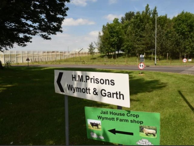 Wymott and Garth Prisons already hold up to 2,000 inmates.