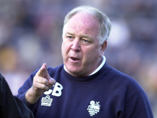 Former Preston North End and Scotland manager Craig Brown