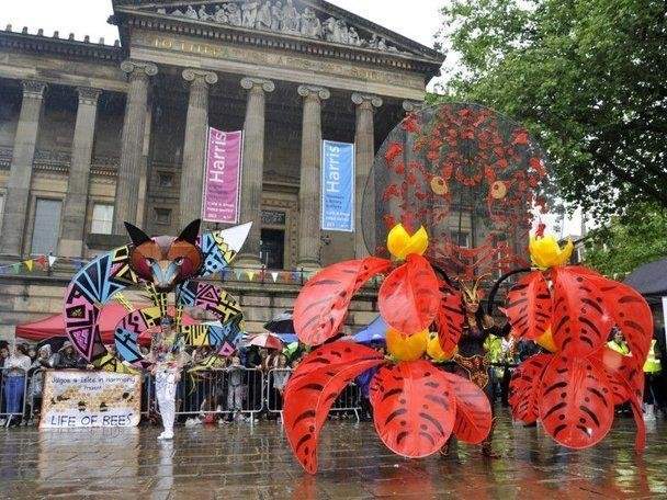 Preston's Caribbean Carnival will be streamed online this year.