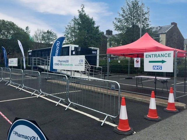 A number of vaccine centres in Lancashire are offering walk-in jabs this week as the NHS vaccination programme opens to all remaining adults in England