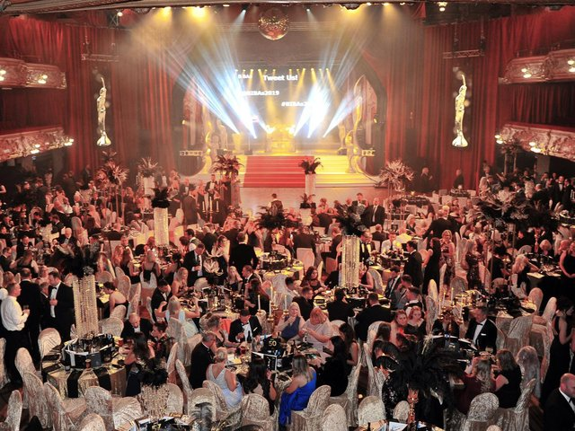 Around £160,000 will be spent with local businesses on the 2021 BIBAs awards