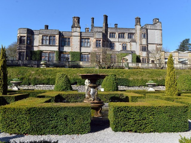Historic houses and homes are interesting to visit for all the family