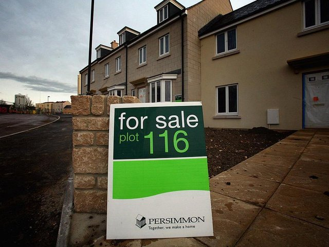 Persimmon has agreed to offer leasehold homeowners the opportunity to buy the freehold of their property at a discounted price