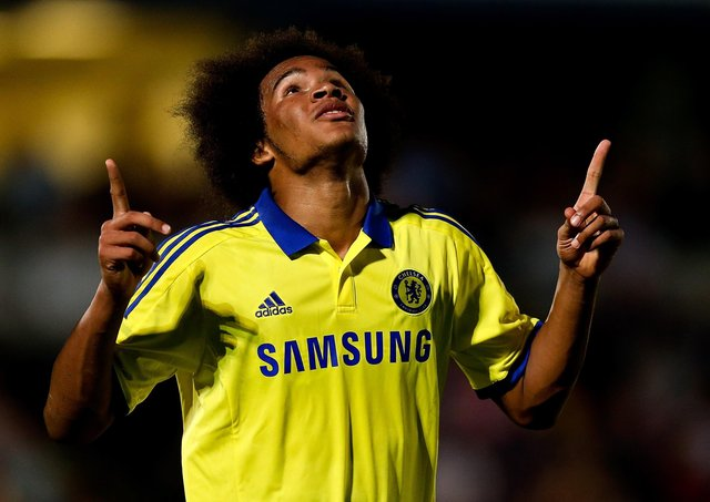 Preston North End new boy Izzy Brown in his Chelsea days (photo: Getty Images)
