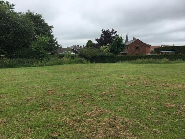 Longridge recreation ground