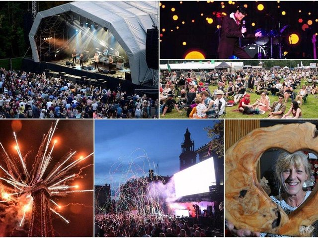 With 'Freedom Day' just over three weeks away, we can finally start looking forward to all the exciting events planned for Lancashire this summer