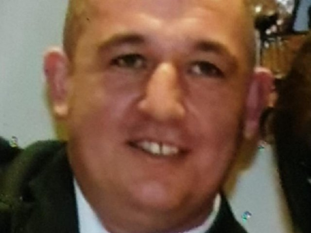 Police say the man's body, found at around 8.30am in Meadowbank, near Cop Lane, Penwortham, is believed to be that of 41-year-old Ethan Johnson. Pic: Lancashire Police
