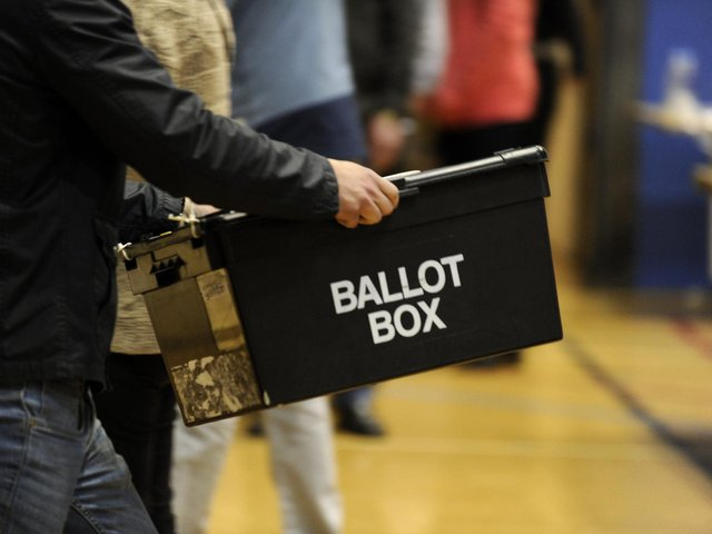 A reader writes about the Amersham by-election