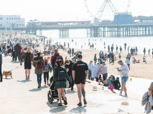 Tourism businesses in parts of Blackpool have voted to start a Tourism Business Improvement District scheme to promote the area