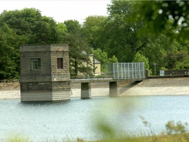 Water will be taken from Spade Mill and Alston reservoirs near Longridge.