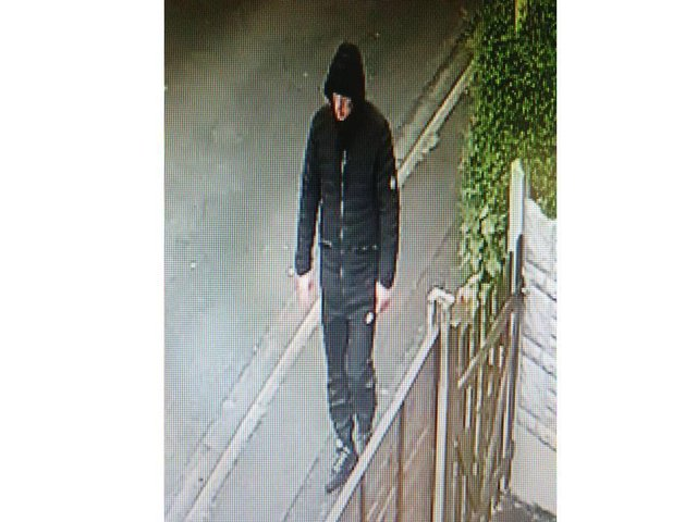 Preston police have issued this CCTV image