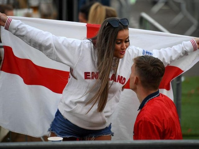 There is expected to be a major spike in electricity demand at half-time in the England match