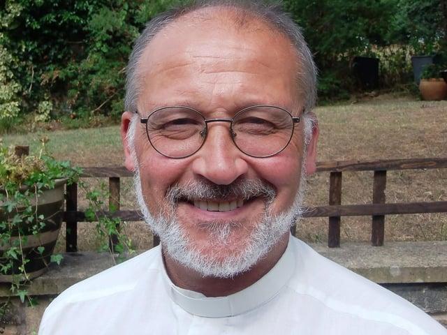 Rev Anton Muller