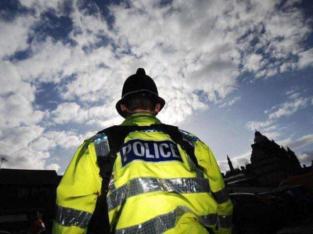 A man was attacked after he was approached by a group of men outside a pub in Bamber Bridge.