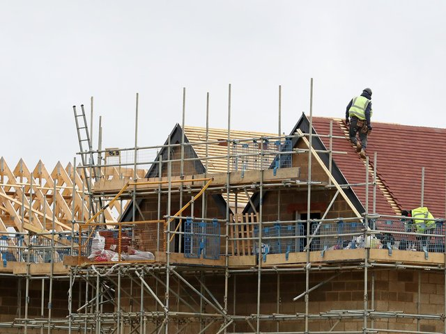 Building work on affordable homes in Preston plunges to lowest level in years