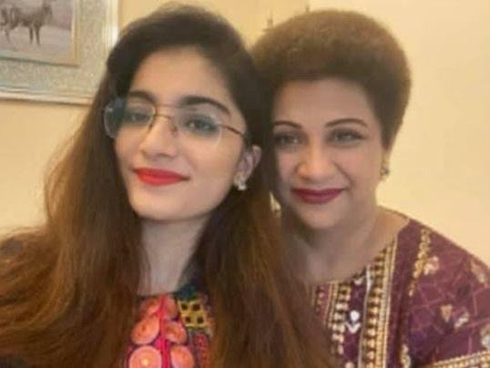 Dr Saman Mir Sacharvi (49) and her 14-year-old daughter, Vian Mangrio