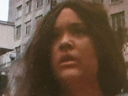 Jodie Woods, 15, is described as 6ft tall and was last seen wearing a dark-brown, straight haired, waist-length wig. She was also wearing a black sleeveless dress, fluffy grey sliders, a khaki camouflage long sleeve jacket with pink fur edging and carrying a dark red shoulder bag at the time of her disappearance. Pic; Lancashire Police