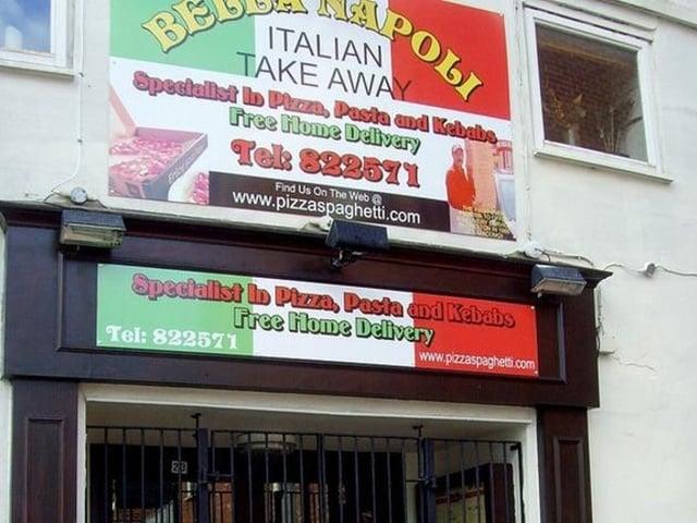 Mr Singh was working at Bella Napoli/Giacomos Spaghetti House, when he heard the victim