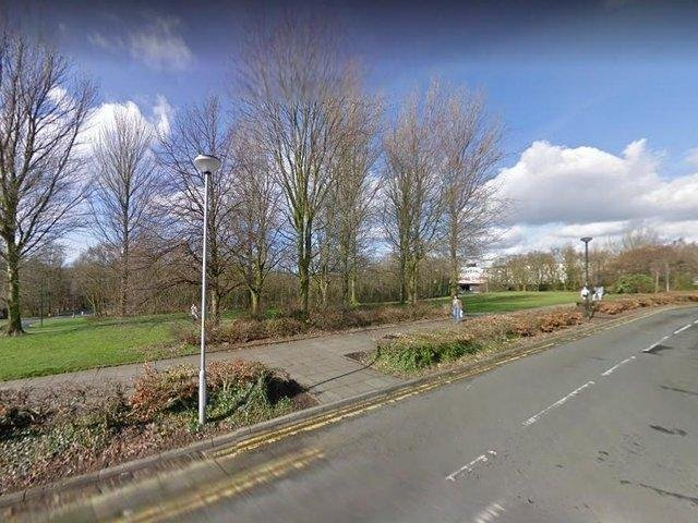 A teenage boy has been arrested after a girl was grabbed as she walked to school in Skelmersdale. (Credit: Google)
