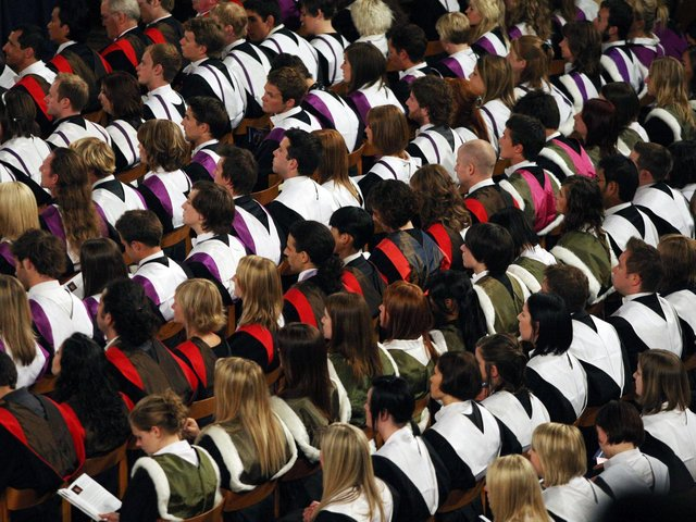 Revealed: the most employable The University of Central Lancashire students