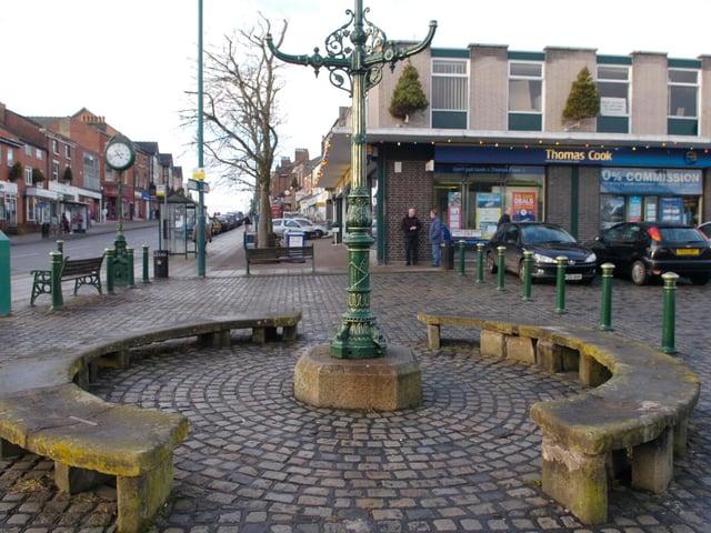 Kirkham Market Square