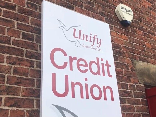 The Leyland branch of the Unify Credit Union opened in June - and will soon serve the whole of South Ribble