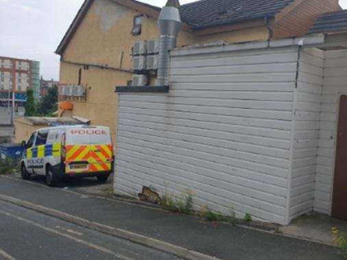 Arrests made for human trafficking and immigration offences after warrant executed in Preston