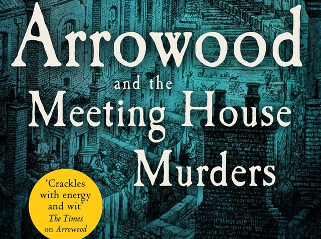 Arrowood and the Meeting House Murders by Mick Finlay