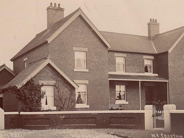 Newsham Hall where the alarm was raised