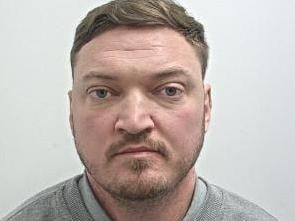 Colin Evans. Photo credit: Lancashire Constabulary